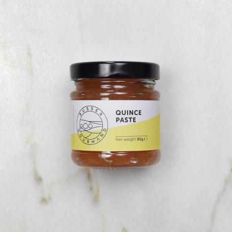 Membrillo style quince paste