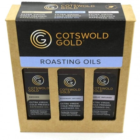 Cotswold Gold Roasting Oils