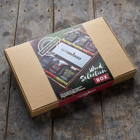 Smoking Woods Selection Box