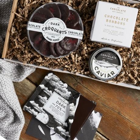 Dark Chocolate Letterbox Gift
