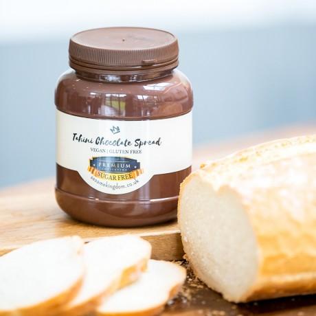 Sugarless Tahini Chocolate Spread