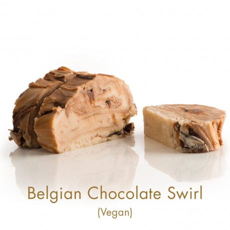 Belgian Chocolate Swirl