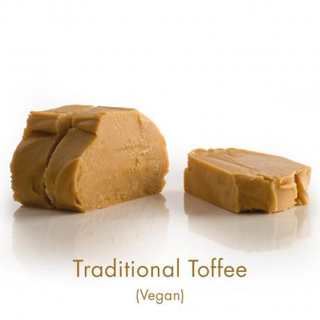 Toffee Vegan Fudge