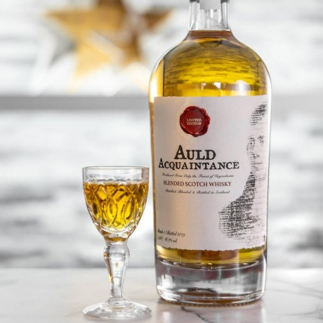 Auld Acquaintance Blended Scotch Whisky, 70cl