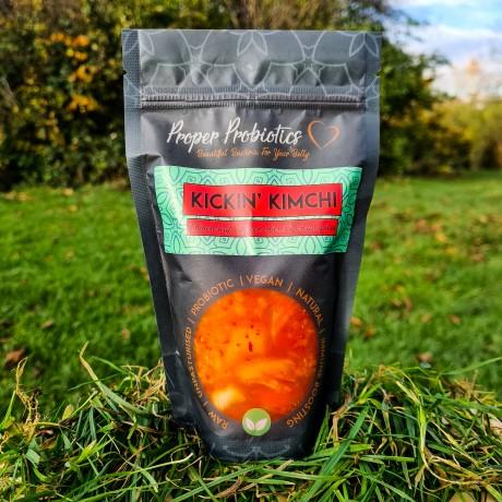 Raw Kimchi & Sauerkraut Selection Box (7x300g)