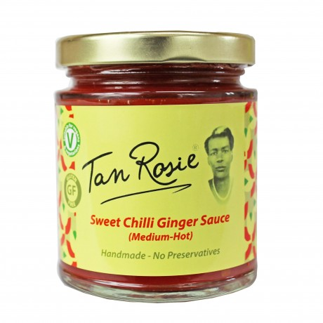 Zingy Sweet Chilli Ginger Dipping Sauce 3 Pack