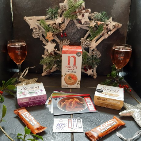 Good Carma Foods Bespoke Xmas Hamper *PRE ORDER ESSENTIAL*