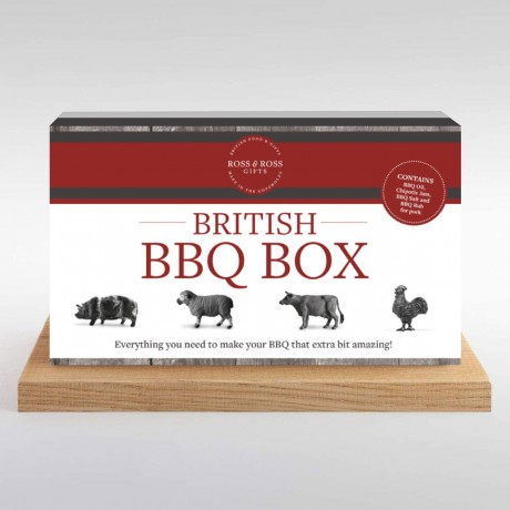 The British BBQ Box