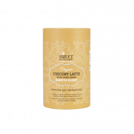 Organic Chicory Latte with Lion's Mane - Barista Blend (catering pack)