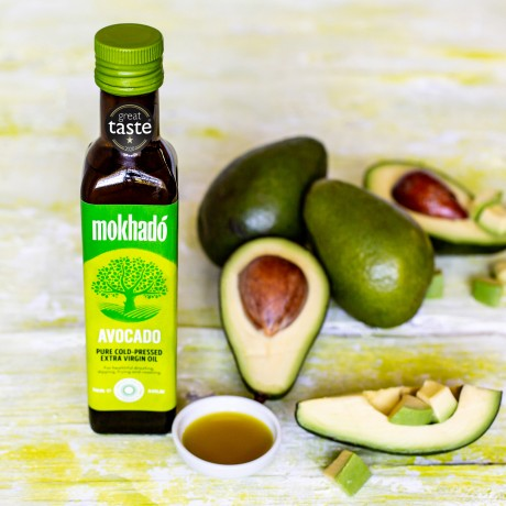Pure Cold-Pressed Avocado Oil