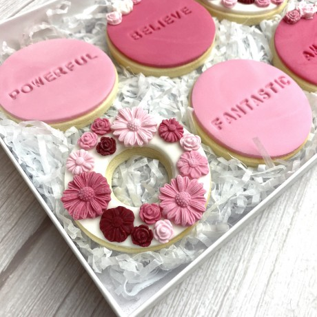 Personalised Biscuits Gift (6 Biscuits)