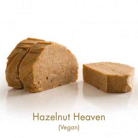 Hazelnut Heaven Vegan Fudge