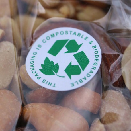 Plastic Free and home compostable packaging