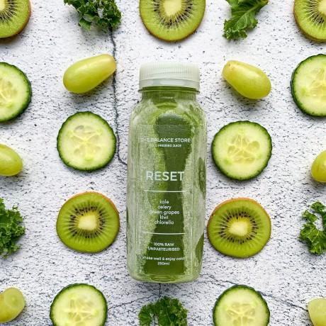 reset green juice