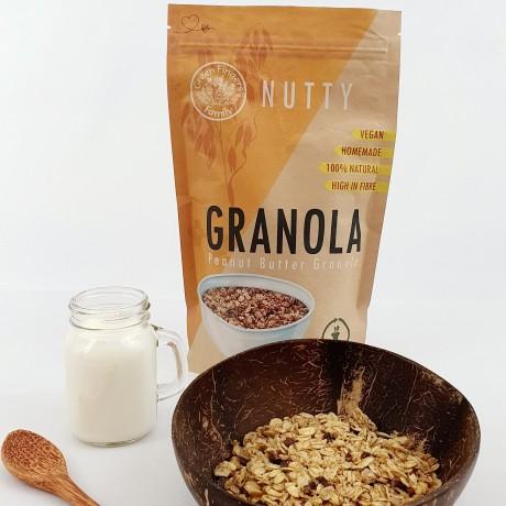 Nutty - Peanut Butter Granola