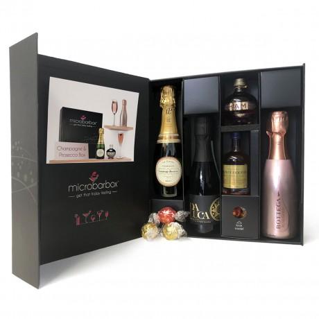 Champagne and Prosecco Box