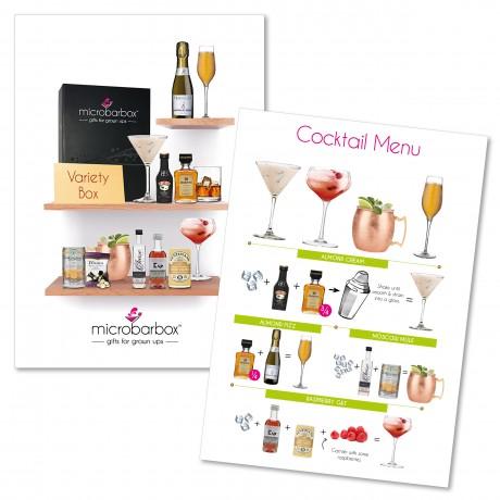Cocktail Variety Box