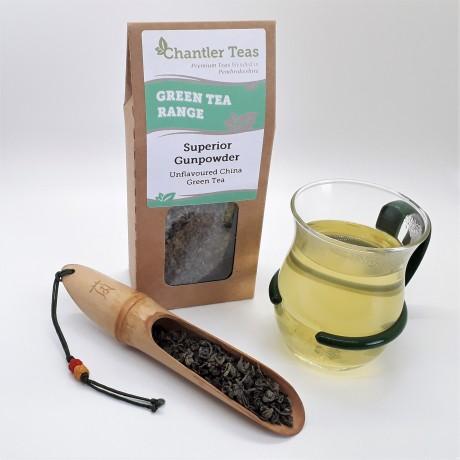 Gunpowder tea