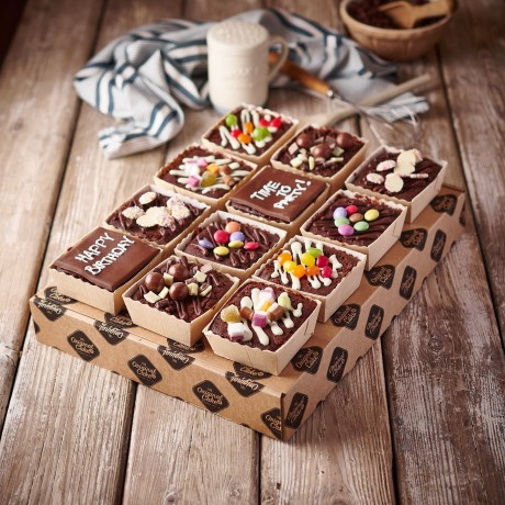 Hand Decorated Sweetie Sensation Happy Birthday Cakes