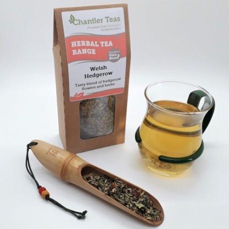 Welsh Hedgerow tea