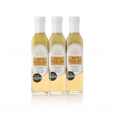 Tempting Trio No.3 French Dressing - Honey & Mustard Dressing
