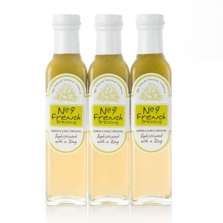 Tempting Trio No.9 French Dressing - Lemon & Garlic Dressing