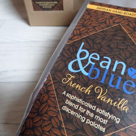 French Vanilla organic coffee
