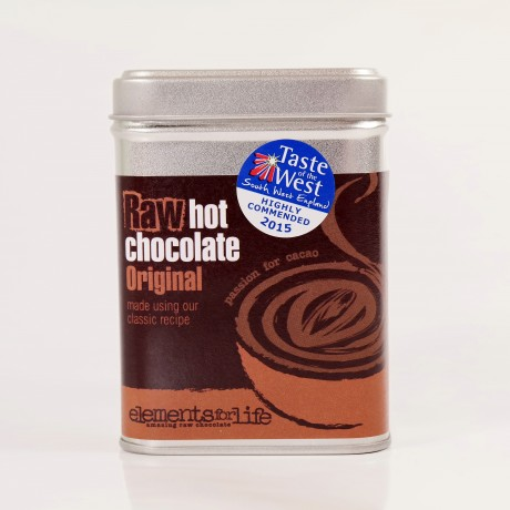 raw cacao hot chocolate original