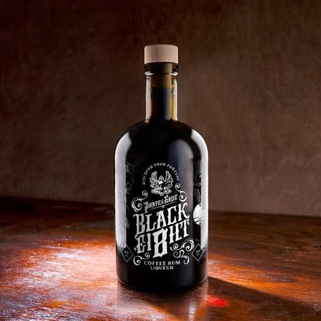 Pirate's Grog Black Ei8ht Coffee Rum