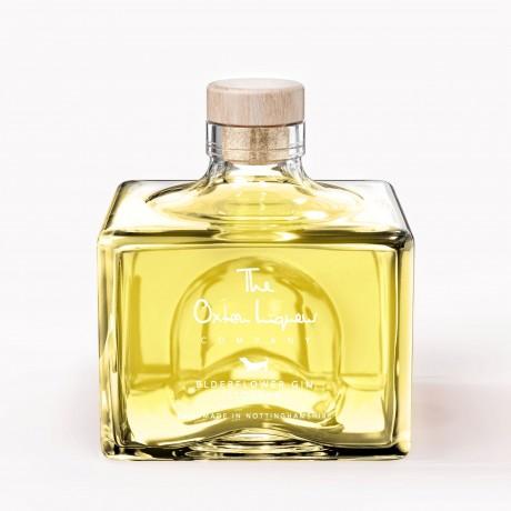 Elderflower Gin Liqueur (Personalisation & Choice of Bottle Shape)