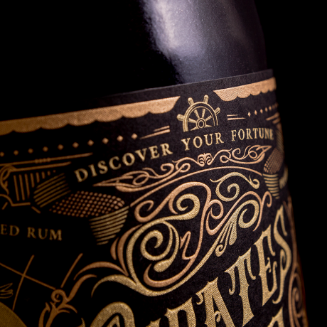 Pirate's Grog Rum No.13