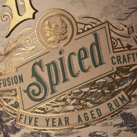 Pirate's Grog Spiced Rum, 700ml 37.5%