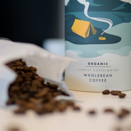 Lightly Caffeinated Coffee Tube