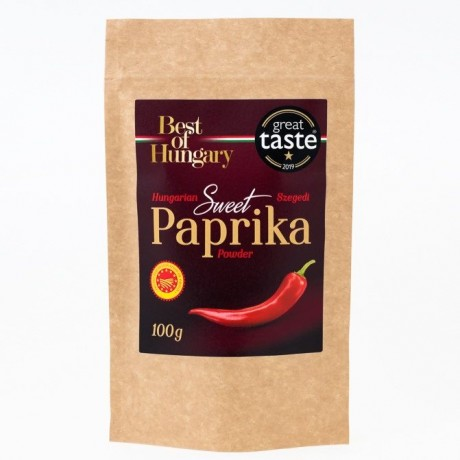 Hungarian Sweet Paprika from Szeged