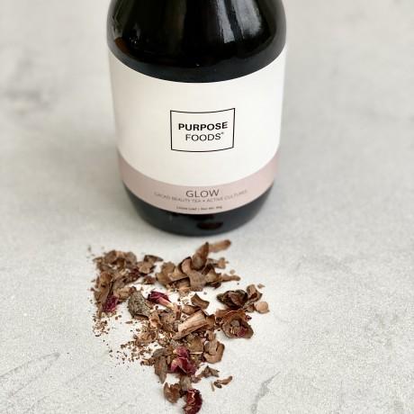 Organic Probiotic Cacao Husk Tea Tea