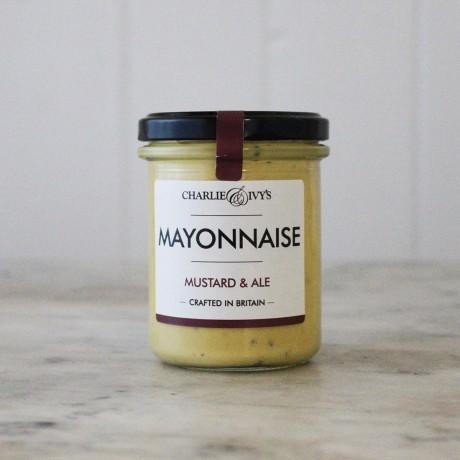 Charlie & Ivy's Mustard & Ale Mayo