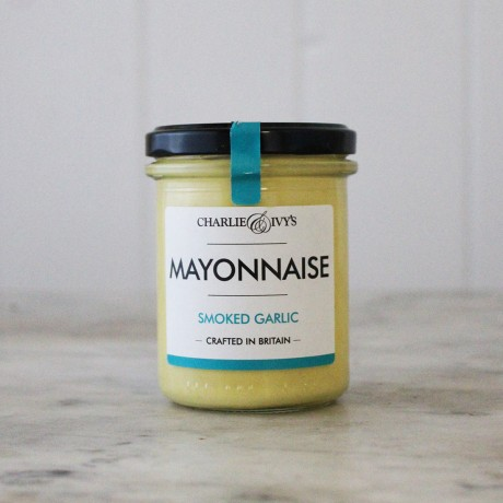 Charlie & Ivy's Smoked Garlic Mayo