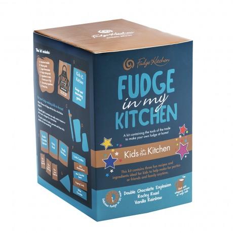 Kids Fudge Kit Box