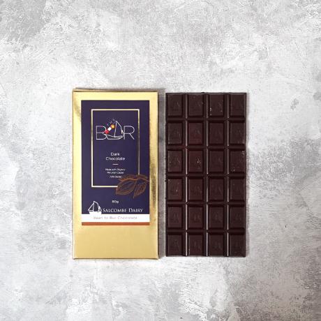 Happy Birthday Handmade Chocolate Variety Gift Box