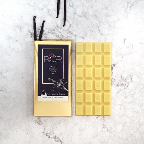 Thank You Handmade Variety Chocolate Gift Box