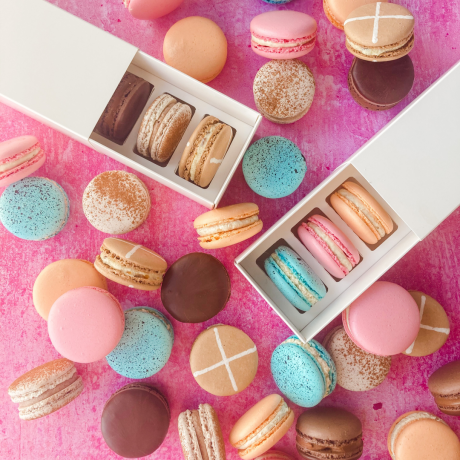 Pick Your Own Easter Macaron Selection