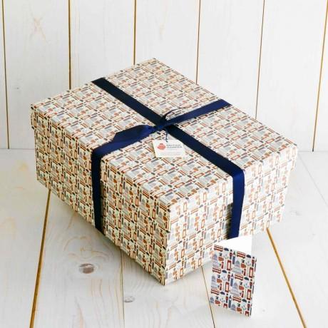 British Hamper Co - Bespoke gift packaging