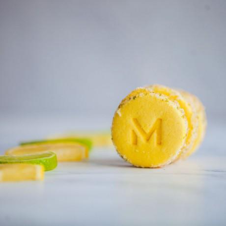 Authentic South-American Alfajores | Lemon & Lime (Pack of 4)