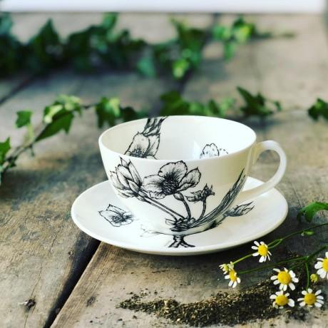 Blossom Cappuccino Cup