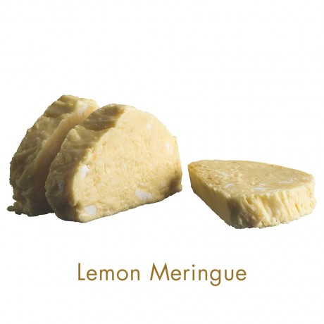 Lemon Merringue Fudge