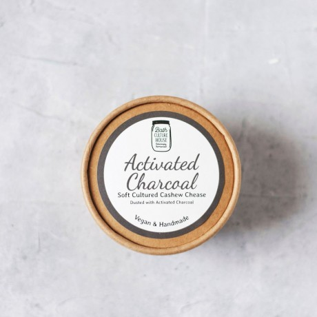 Activated Vegan Charcoal Cheese (120g)