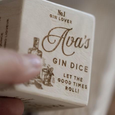 Gin Dice