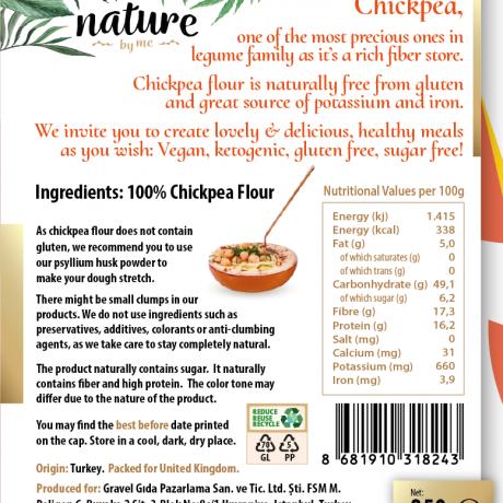 Chickpea Flour 350g Gluten Free