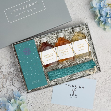 Cocktail Letterbox Gift