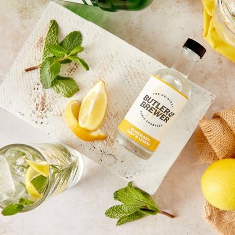 Butler & Brewer Rosemary, Mint and Lemon Tonic Enhancer